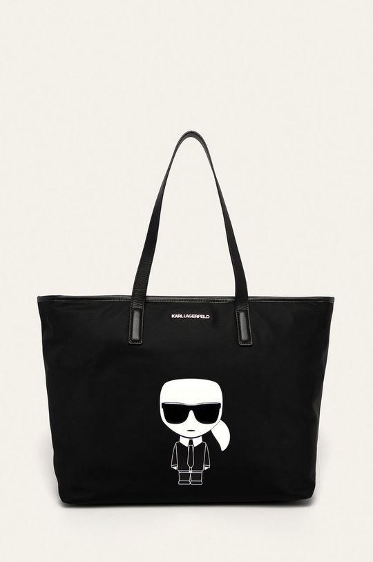 čierna Karl Lagerfeld - Kabelka Dámsky