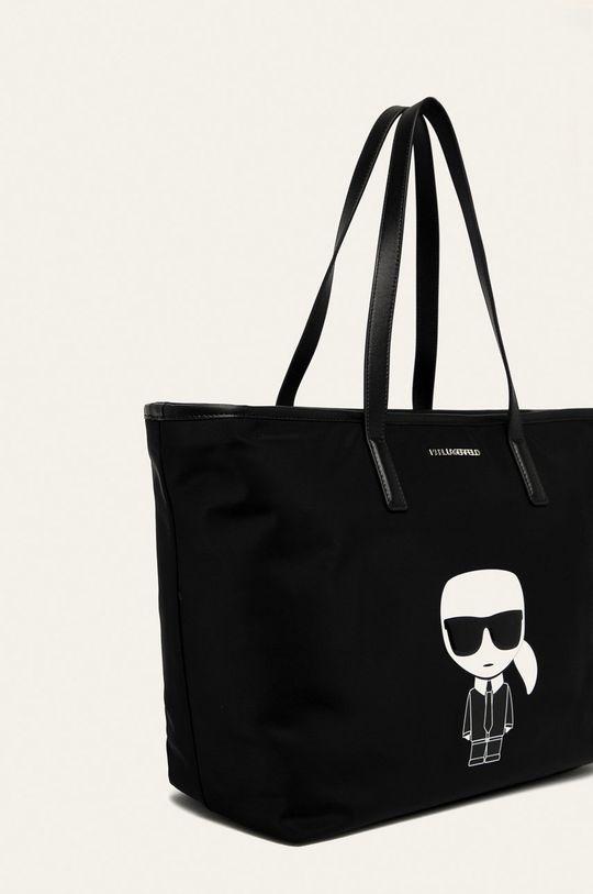 Karl Lagerfeld - Kabelka  80% Polyamid, 20% Prírodná koža