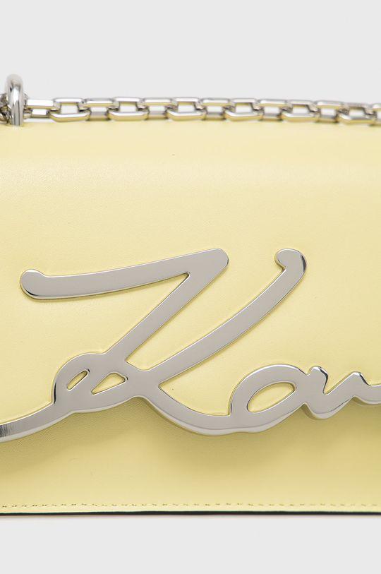 Karl Lagerfeld - Torebka 201W3101 jasny żółty