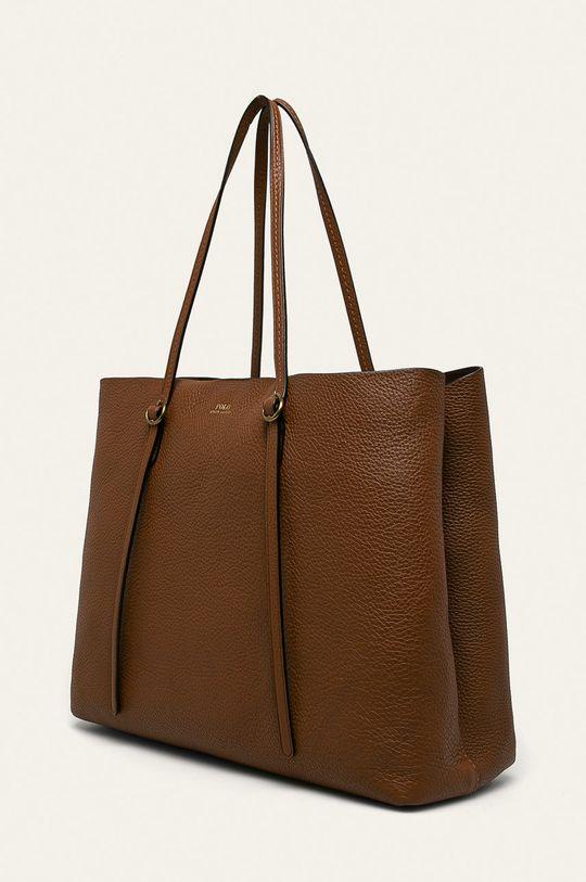 Polo Ralph Lauren - Kožená kabelka  100% Prírodná koža