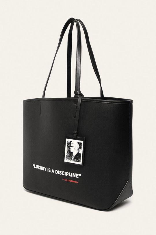 Karl Lagerfeld - Poseta de piele 100% Piele de animale