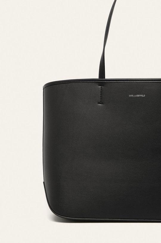 negru Karl Lagerfeld - Poseta de piele