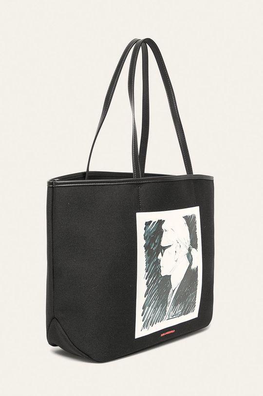 Karl Lagerfeld - Poseta Material textil