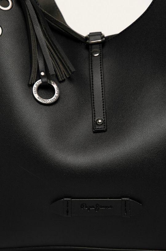 Pepe Jeans - Kabelka Angelica čierna