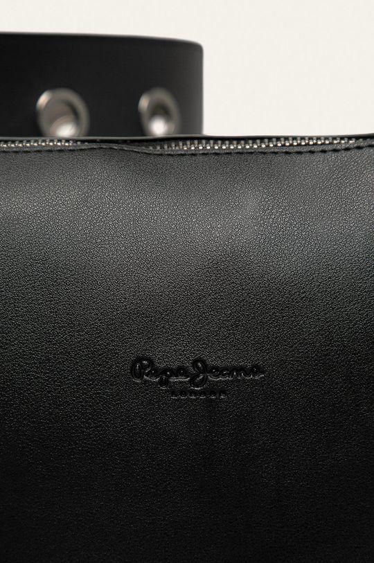 Pepe Jeans - Kabelka Angelica Podšívka: 100% Polyester Hlavní materiál: 100% PU