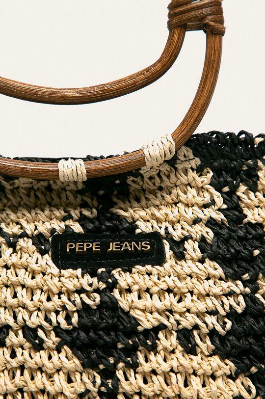 Pepe Jeans - Poseta Rea negru