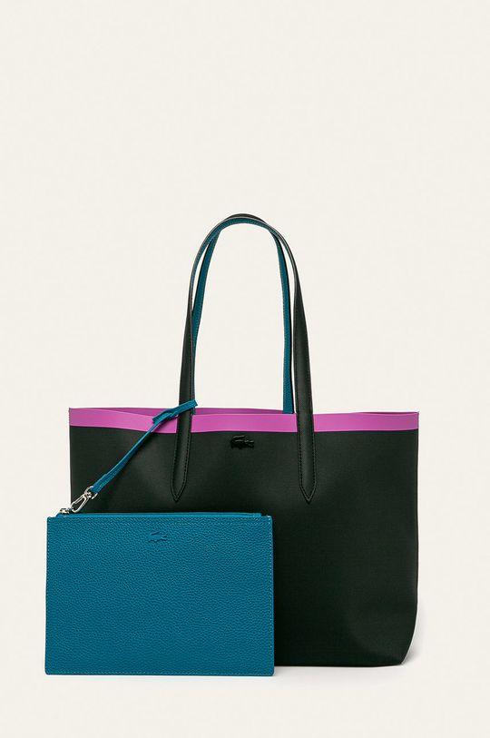 čierna Lacoste - Obojstranná kabelka Dámsky