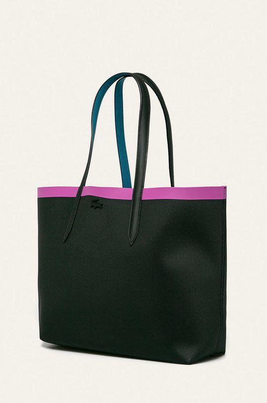 čierna Lacoste - Obojstranná kabelka