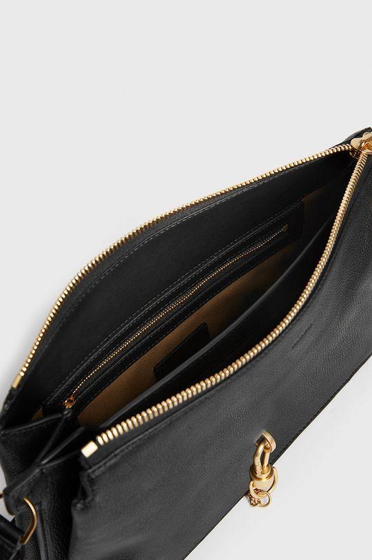 AllSaints - Kožená kabelka Sheringham