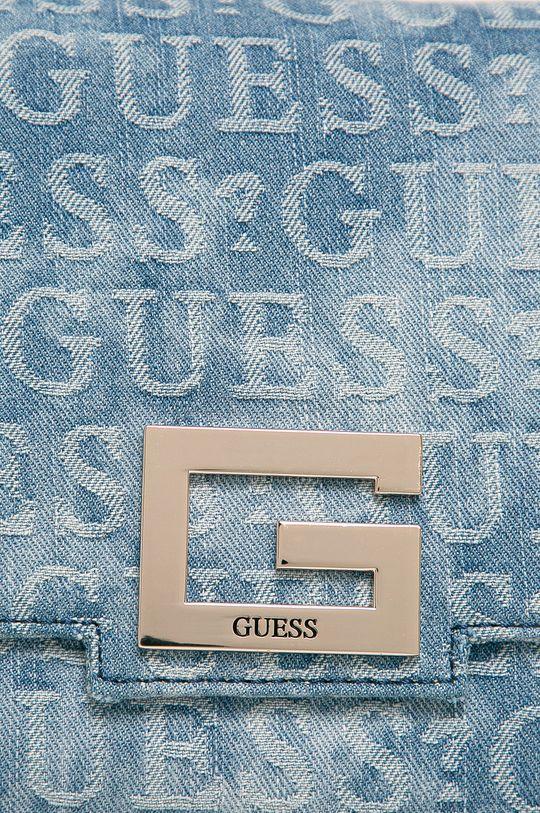 Guess Jeans - Kabelka modrá