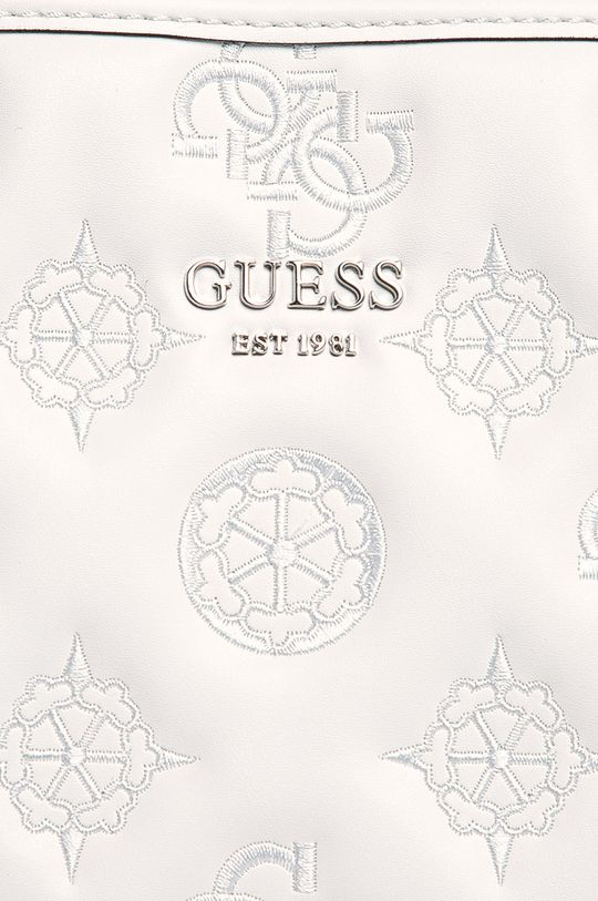 Guess Jeans - Kabelka bílá