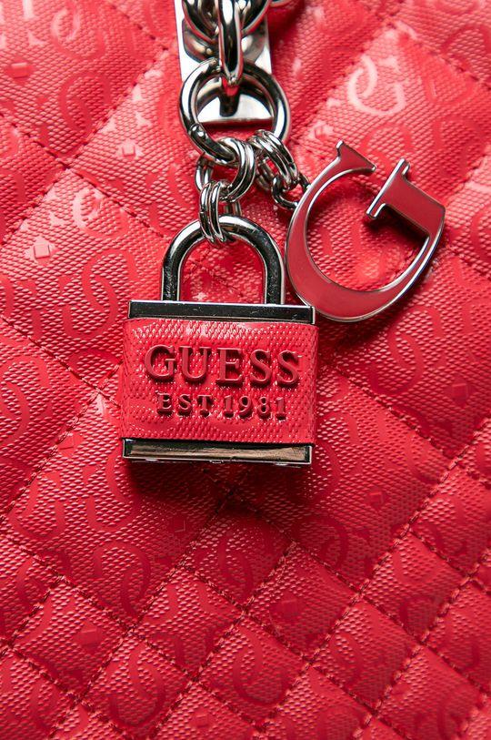 Guess Jeans - Kabelka růžová