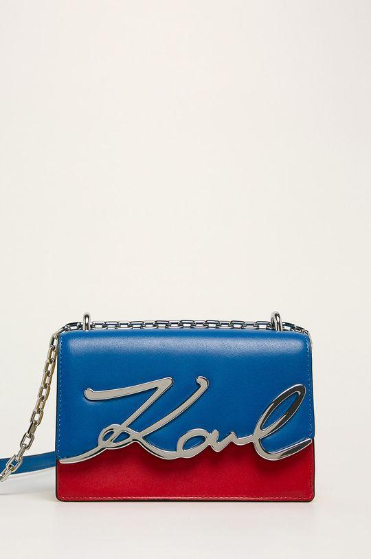 vícebarevná Karl Lagerfeld - Kožená kabelka Dámský