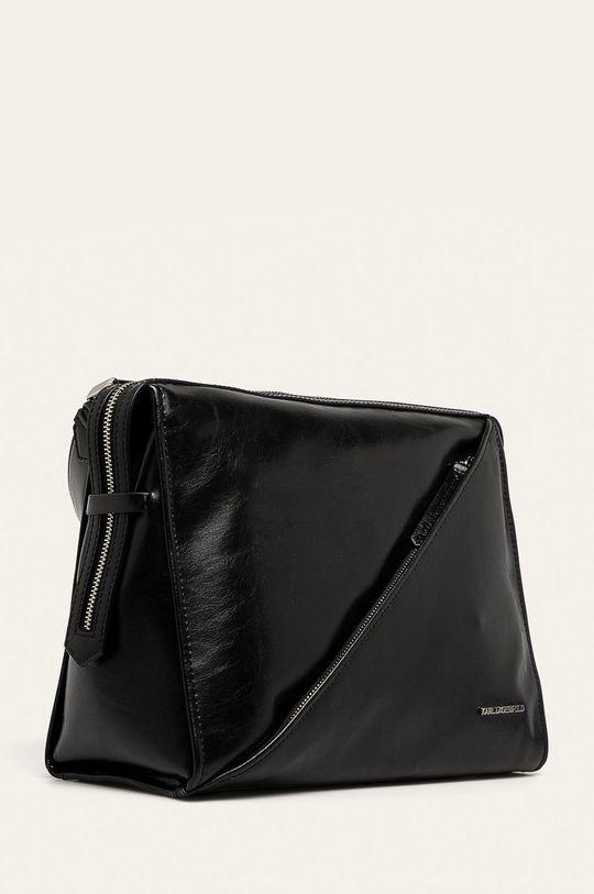 Karl Lagerfeld - Kožená kabelka  100% Přírodní kůže