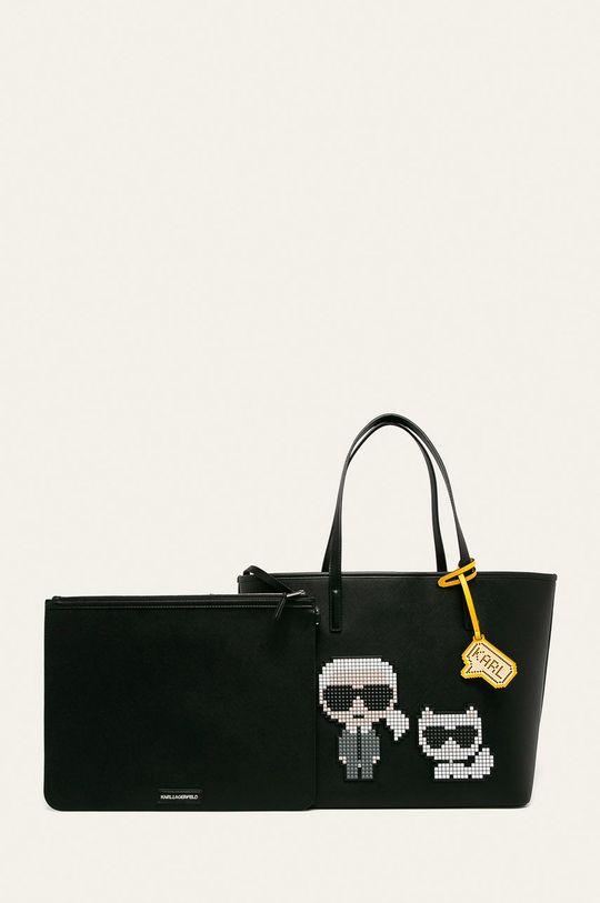 černá Karl Lagerfeld - Kabelka Dámský