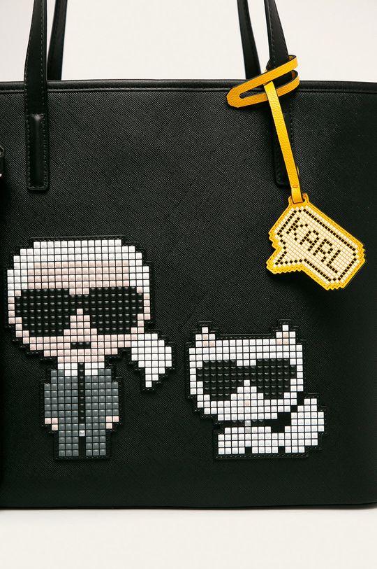 Karl Lagerfeld - Kabelka černá