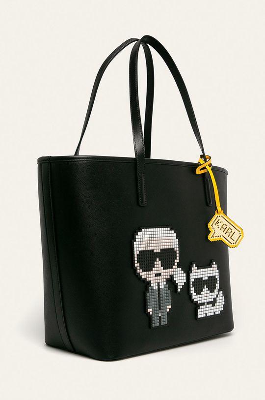 Karl Lagerfeld - Kabelka  90% Umělá hmota, 10% Přírodní kůže