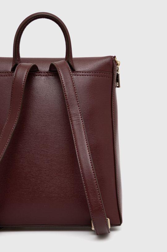 Dkny - Kožený batoh  100% Přírodní kůže