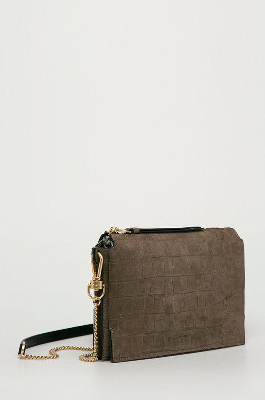 AllSaints - Velúr táska  Bélés: 100% pamut Jelentős anyag: 100% szarvasbőr