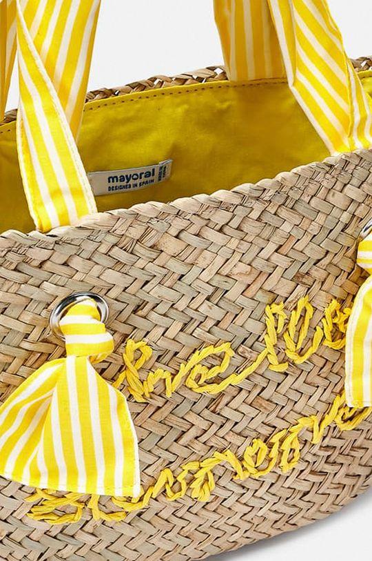Mayoral - Detská kabelka žltá
