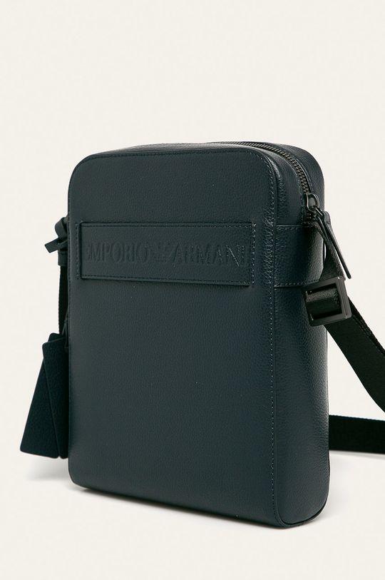 Emporio Armani - Kožená taška  Základná látka: 100% Recyklovaná koža Iné látky: 100% Polyester Úprava : Prírodná koža