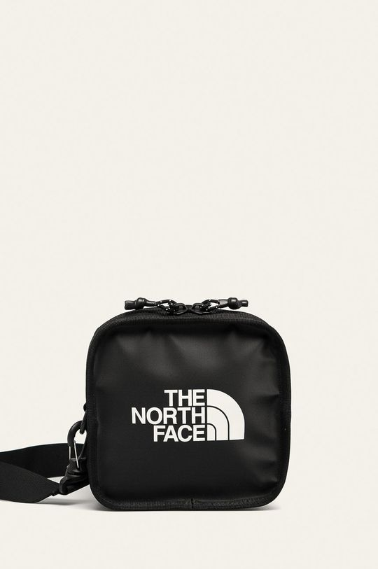 czarny The North Face - Saszetka Męski