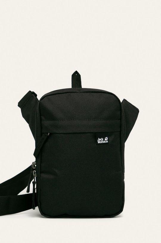 čierna Jack Wolfskin - Malá taška Pánsky