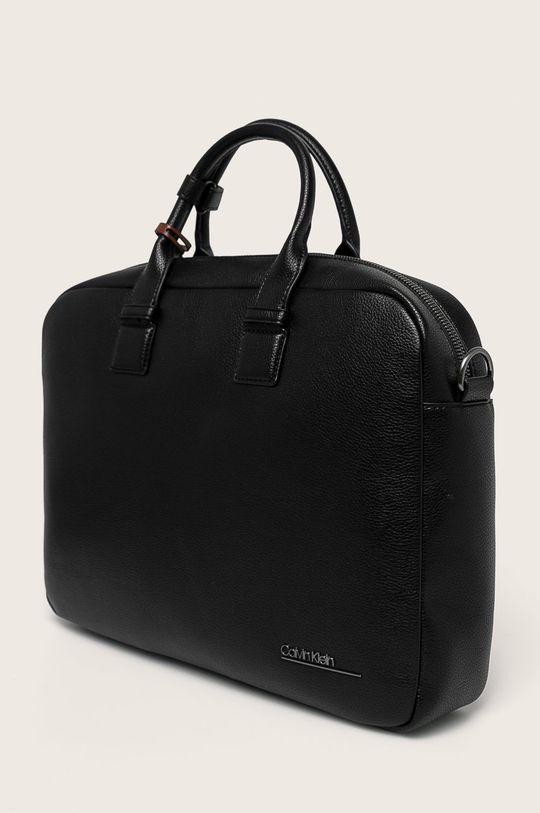 Calvin Klein - Taška Podšívka: 100% Polyester Hlavní materiál: 100% Polyuretan
