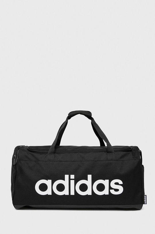czarny adidas - Torba Męski