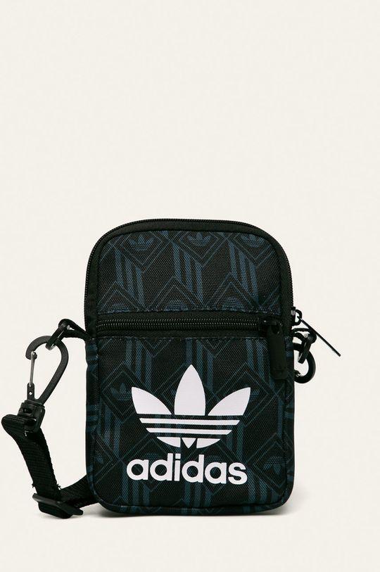 černá adidas Originals - Ledvinka Pánský