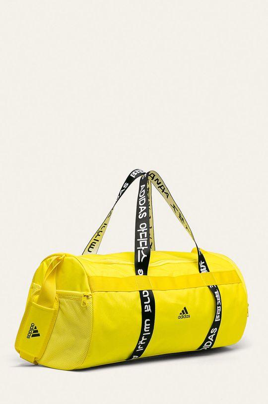 adidas Performance - Taška žlutá