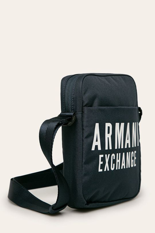 Armani Exchange - Saszetka 100 % Poliester