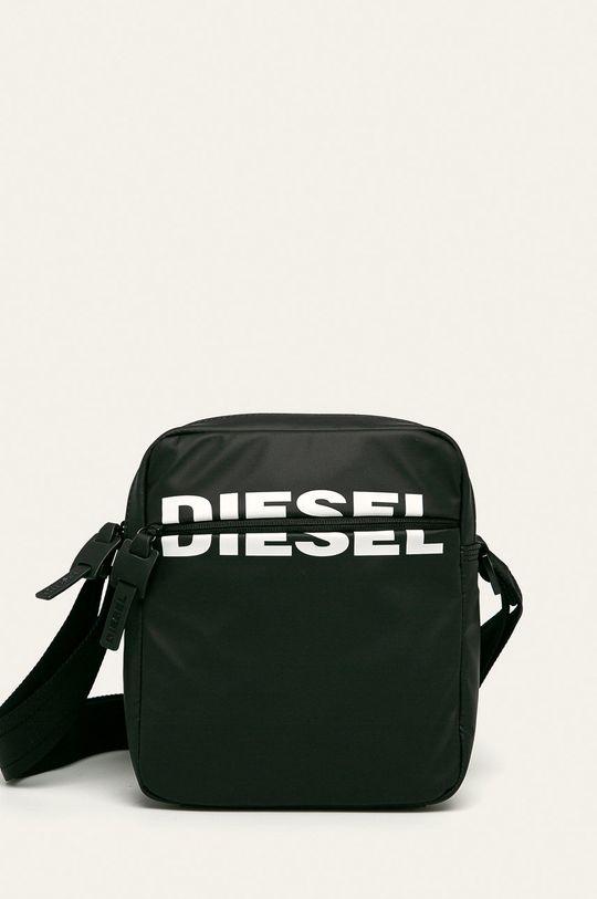 černá Diesel - Ledvinka Pánský
