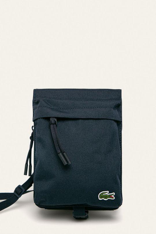 tmavomodrá Lacoste - Malá taška Pánsky