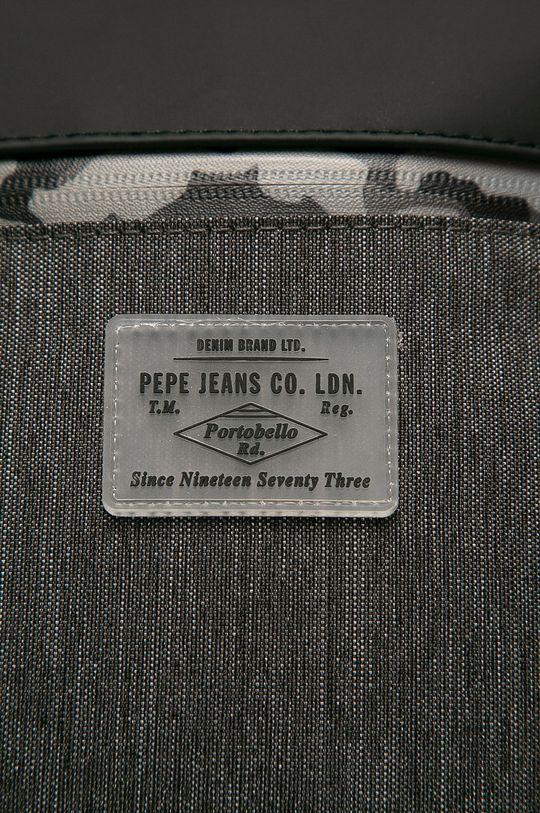 čierna Pepe Jeans - Malá taška Raw