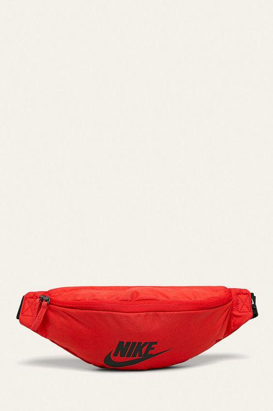 ostrá červená Nike Sportswear - Ledvinka Unisex