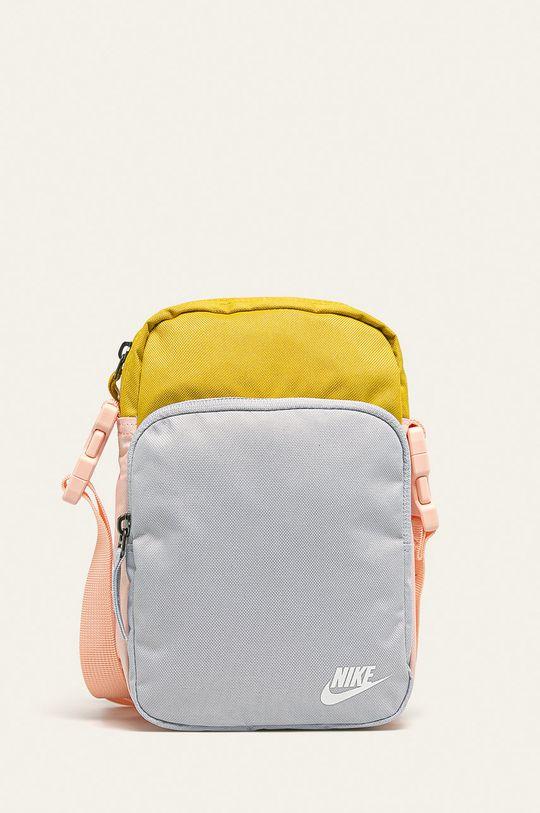 světle šedá Nike Sportswear - Ledvinka Unisex