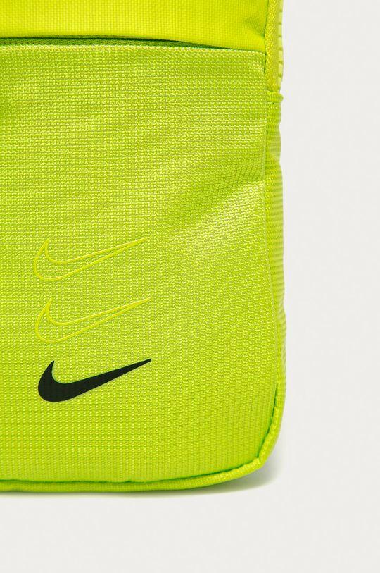 żółto - zielony Nike Sportswear - Saszetka