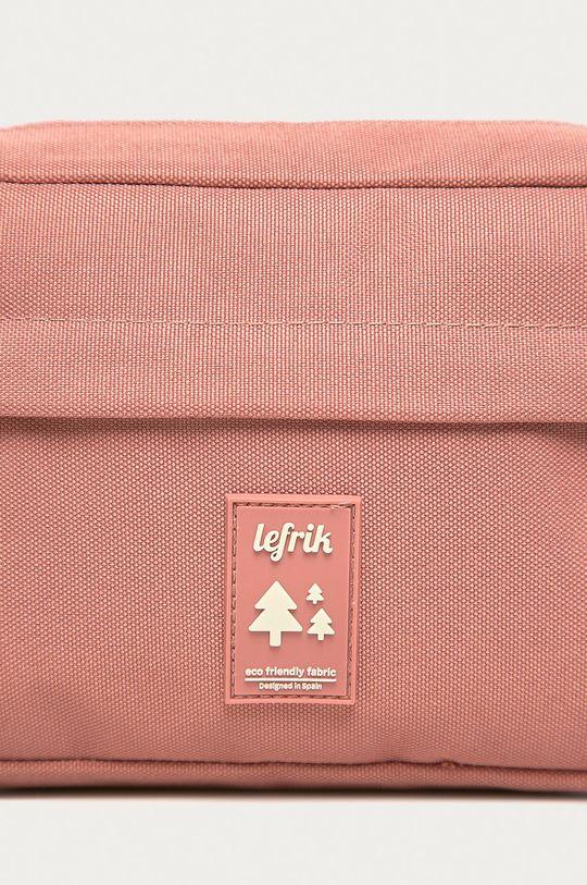 Lefrik - Kosmetyczka fiołkowo różowy