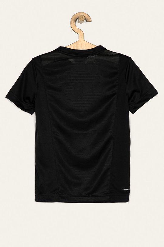 adidas - Tricou 128-176 cm negru