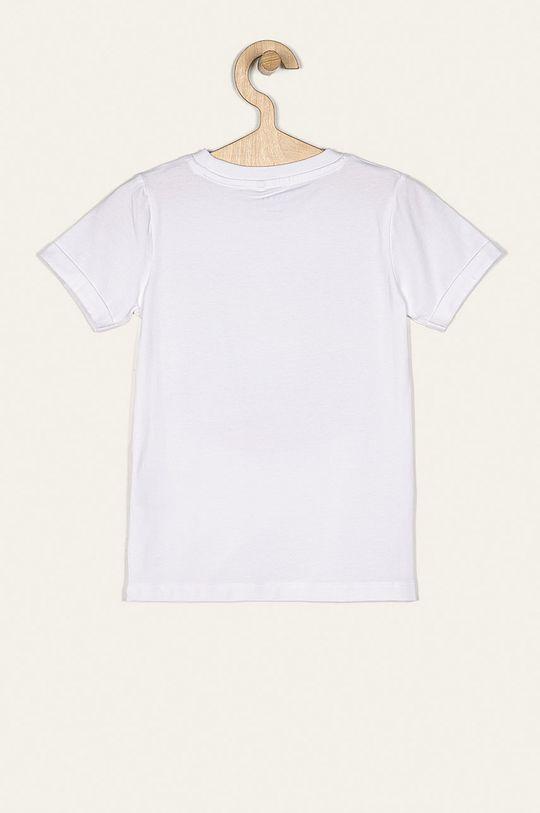 Name it - Detské tričko 116-152 cm biela