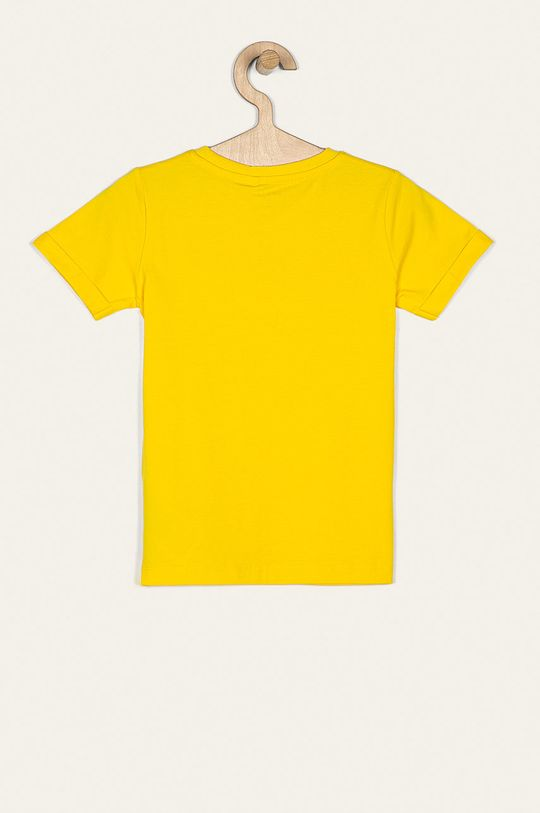 Name it - Detské tričko 116-152 cm žltá