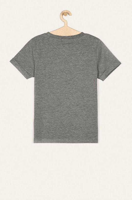 Name it - Detské tričko 116-152 cm sivá