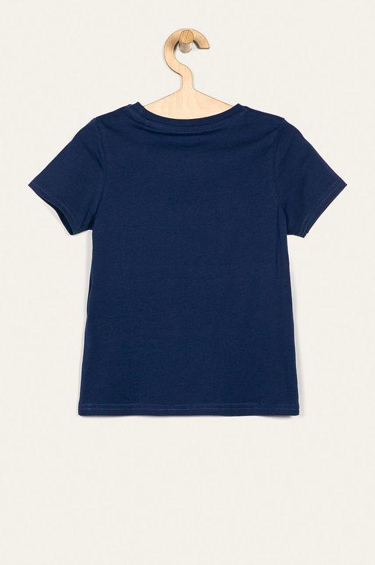 Name it - Dětské tričko 116-152 cm námořnická modř