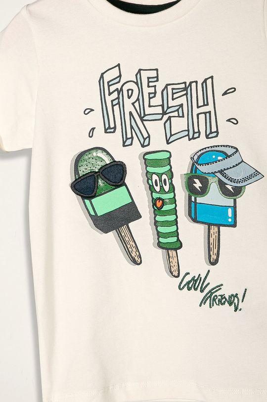 Name it - Dětské tričko 92-128 cm bílá