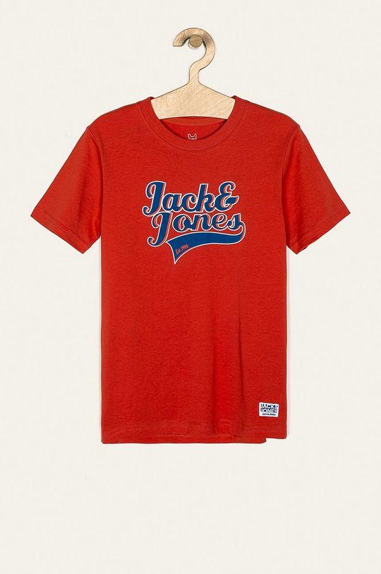 portocaliu Jack & Jones - Tricou copii 140-176 cm De băieți