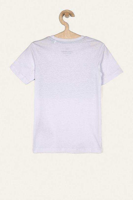 Jack & Jones - Detské tričko 128-176 cm biela
