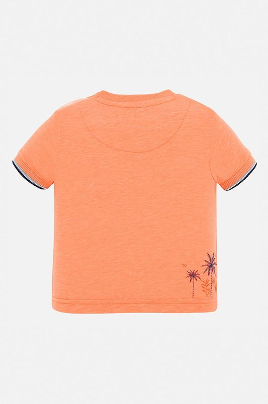 Mayoral - Detské tričko 68-98 cm mandarínková
