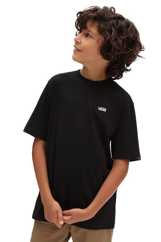 černá Vans - Dětské tričko 129-173 cm Chlapecký