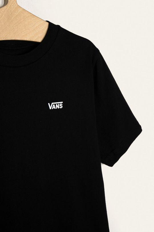 černá Vans - Dětské tričko 129-173 cm